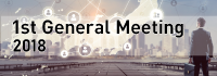 1st General Meeting 2018 Archive